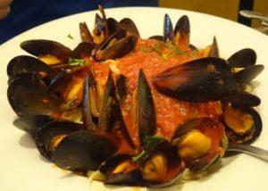 Italian meal
