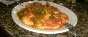 Authentic Italian meals
